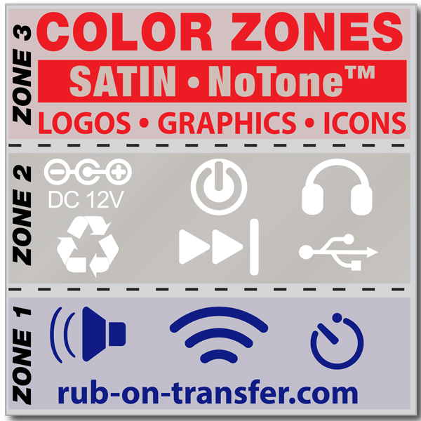 Pantone & Basic color Transfers