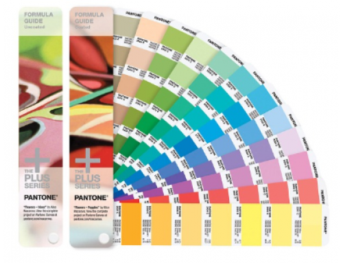 Pantone Colors Now Included in Stock Color Rub Down Transfers
